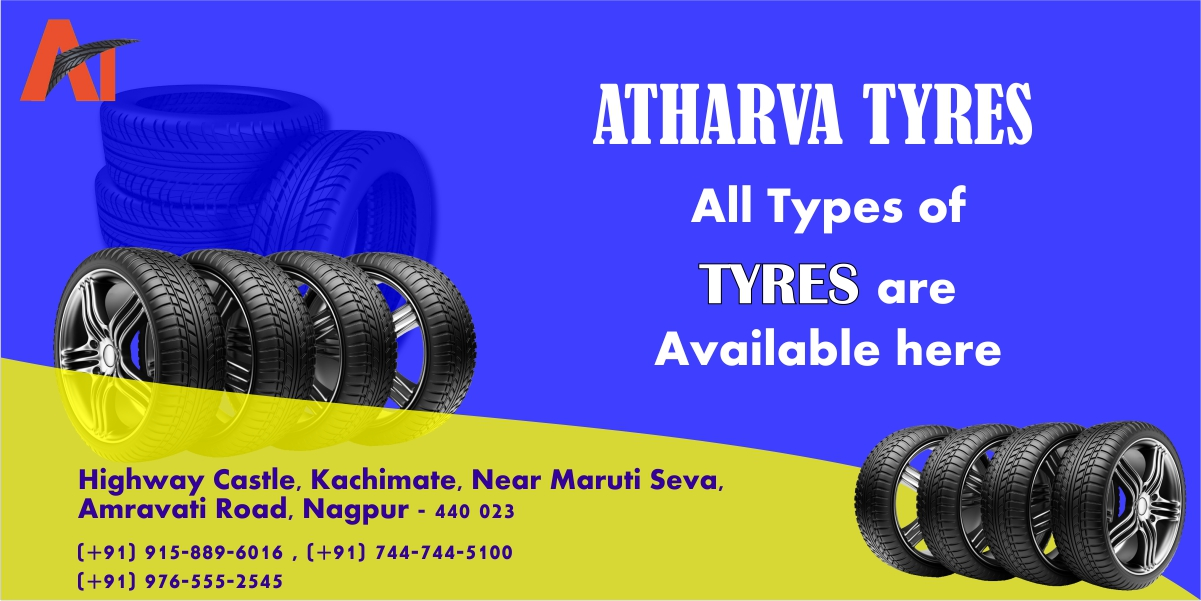 Authorised Tyre Dealers In Amravati Road, Wadi, Nagpur